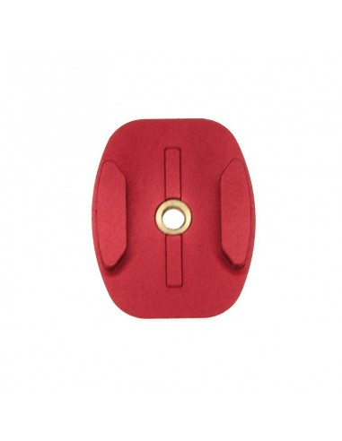 TOUCH CAM BASE PLANA ALUMINIO RED