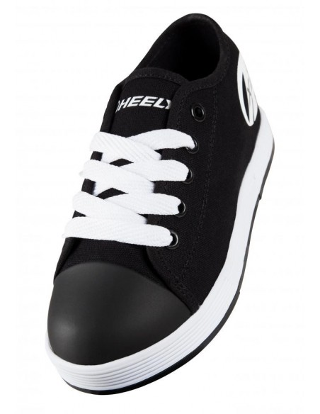 HEELYS FRESH BLACK/WHITE
