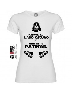 CAMISETA STAR WARS BLANCA
