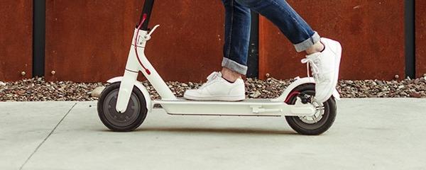 Cómo circular en patinete eléctrico